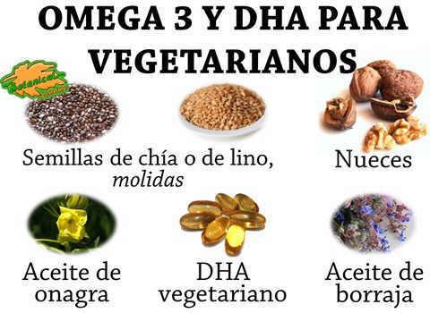 suplementos de omega 3 epa dha y pescado azul para vegetarianos