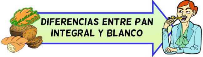 pan integral blanco