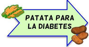 patata papa para la diabetes