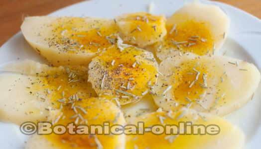 patatas prebioticas receta almidones resistentes diarrea