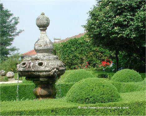 El jard n renacentista for Jardines barrocos