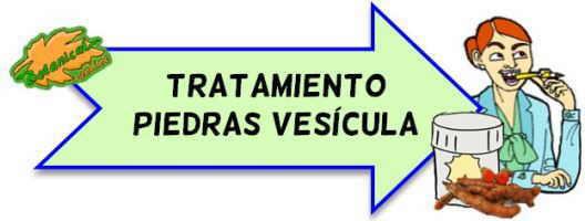 tratamiento natural piedras de colesterol en la vesícula