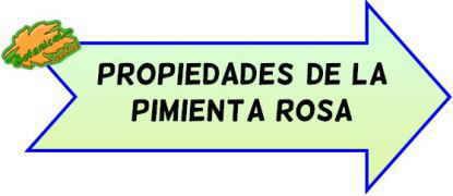 propiedades de la pimienta rosa