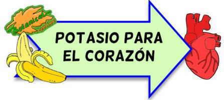propiedades del potasio para el corazon