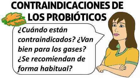 contraindicaciones y efectos secundarios de los antibioticos