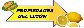 Propiedades del limón titulo