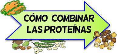 combinacion de proteinas