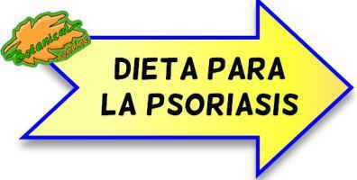 psoriasis dieta