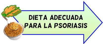 psoriasis dieta adecuada
