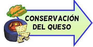 conservacion del queso