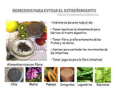 Tratamiento del estre imiento - Frutas diureticas y laxantes ...