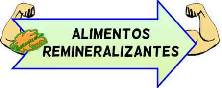 alimentos remineralizantes