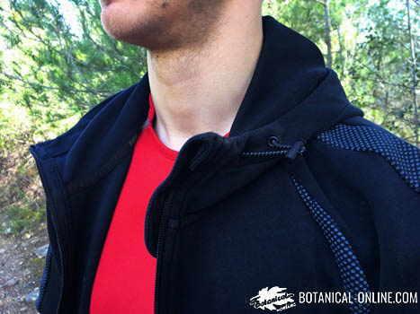 vestirse excursion 3 capas