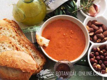 foto salsa romesco ingredientes calçots