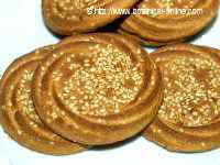 galletas de sesamo