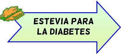 estevia para la diabetes