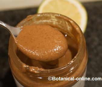 tahini, pasta de semillas de sésamo
