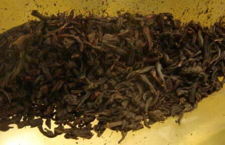Té negro ahumado Lapsang Souchong