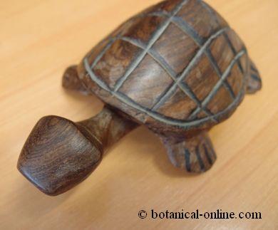 Figura de tortuga marina