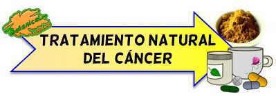 tratamiento natural del cáncer