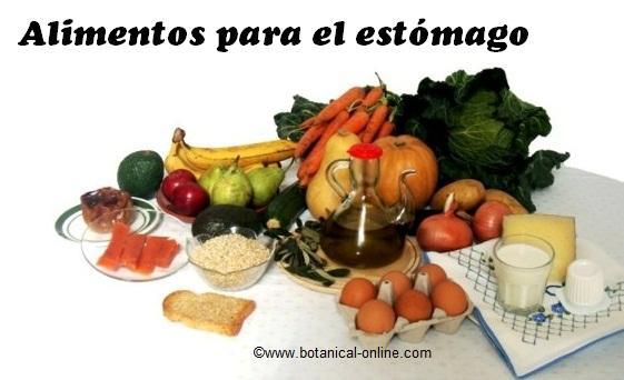 Dieta para la lcera de est mago - Alimentos que evitan el cancer ...