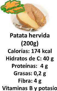 diabetes papas al horno
