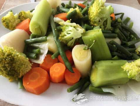 frutas, verduras y hortalizas buenas para celíacos