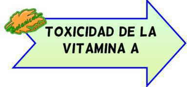 toxicidad de la vitamina a