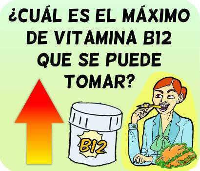 megadosis vitamina b12 cobalamina