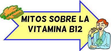 vitamina b12 mitos