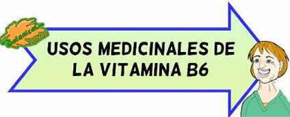 propiedades curativas b6