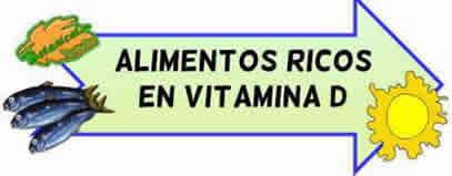 alimentos ricos vitamina D