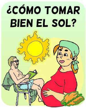 Tomar el sol vitamina d familia