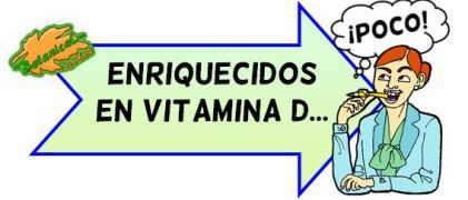 enriquecidos en vitamina d