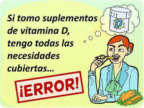 vitamina d suplementos recomendados opiniones