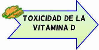 toxicidad vitamina d