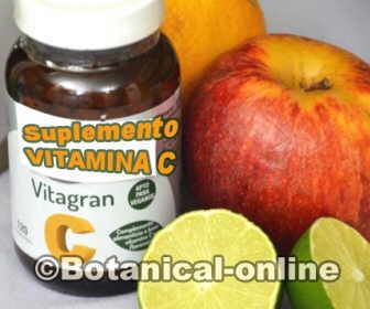 suplemento vitagran vitamina C