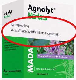 comprar vitex agnus castus sauzgatillo agnolyt liquido