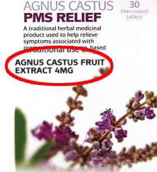comprar vitex agnus castus sauzgatillo 5mg BNO 1095