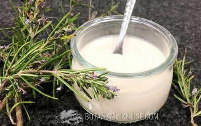 yogur de romero