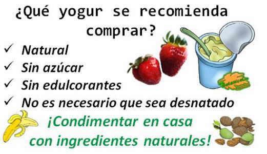 como comprar el mejor yogur natural bifidus desnatado