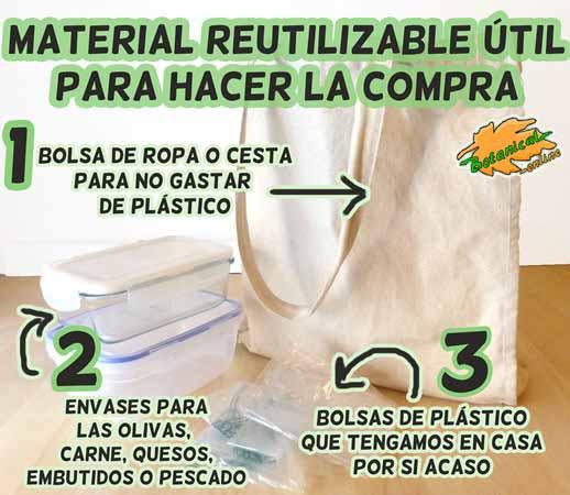 material de cocina residuos cero como zero waste