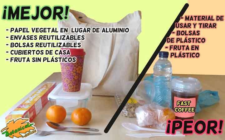 residuos cero zero waste utensilios